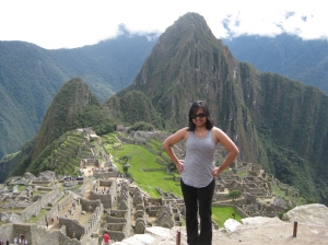 Machu Picchu...no words